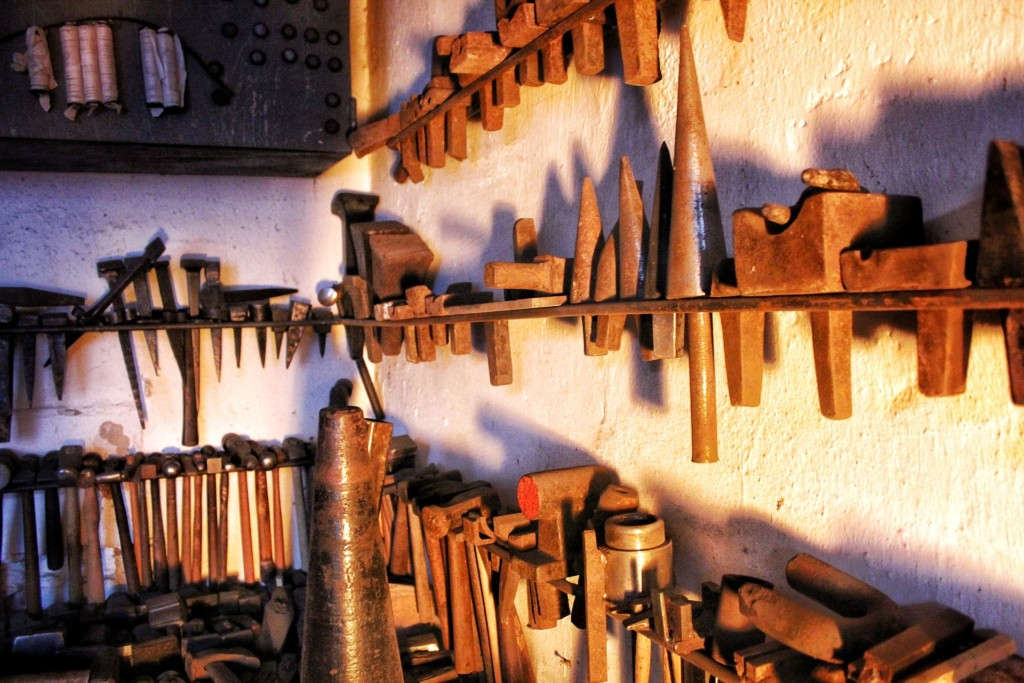 schmiede Kiel - Hammer, Hammer, Hammer...Hammer